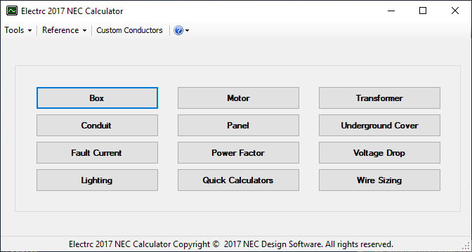 See more of Electrc 2017 NEC Calculator